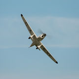 Percival Mew Gull aircraft Royalty Free Stock Images