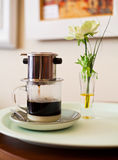 Percolated coffee Royalty Free Stock Photography