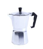 Percolator coffee with the lid closed Royalty Free Stock Photos