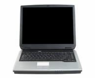 percorso di Computer portatile-residuo della potatura meccanica Fotografia Stock Libera da Diritti