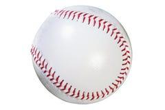 Percorso di residuo della potatura meccanica isolato baseball Fotografia Stock Libera da Diritti