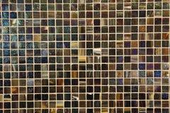 Percorso di vetro di mosaico Fotografia Stock