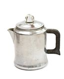 Perculator Coffee Pot Royalty Free Stock Images