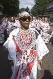 percussao banda batala de руководителя полосы стоковое фото