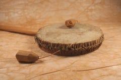 Percussie stock afbeelding