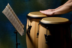 Percussion Image stock