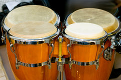Percussion drum Stock Images