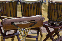 Percussion instruments Royalty Free Stock Photography