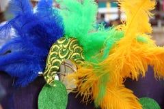 Carnival percussion Stock Image
