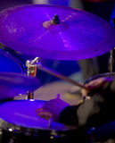 Percussion musical instruments Stock Photos