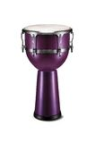 Percussion Purple Conga Stock Photography