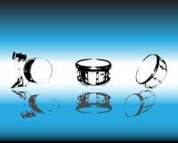 Percussione Fotografie Stock