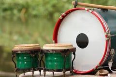 percussione Immagini Stock Libere da Diritti