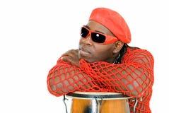 percussionist arkivbilder