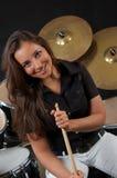 percussionist01 Royaltyfri Bild