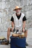 percussionniste Image libre de droits