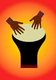 Percussions Stock Image