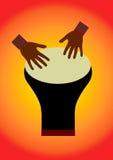 Percussions illustration stock