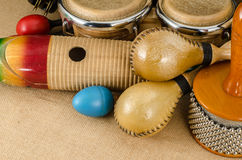 Percussions Royalty Free Stock Photography