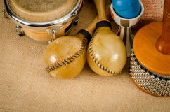 Percussions Royalty Free Stock Images