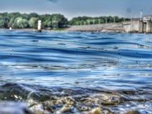 Percy Priest Lake fotografia de stock royalty free