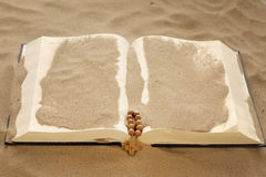 Perda de palavras esquecidas fé da Bíblia Foto de Stock