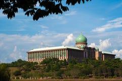 Perdana de Putra Imagen de archivo libre de regalías