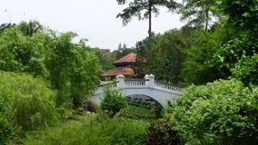 Perdana Lake Gardens Royalty Free Stock Photography