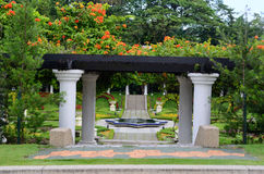Perdana Lake Gardens Royalty Free Stock Images