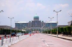 Perdana Putra在布城 免版税库存图片