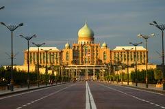Perdana Putra @ Putra Jaya fotos de stock royalty free