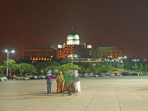 Perdana Putra (Prime Minister office) in Putrajaya Stock Photography