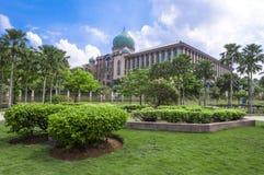 Perdana Putra, Putrajaya, Malaisie Image libre de droits