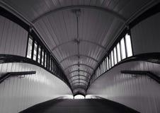Perdeu o trem Fotografia de Stock Royalty Free