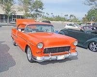 ` Perdido 55 Chevy Bel-Aire Imagens de Stock