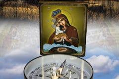 Perdido en la fe Fotografía de archivo libre de regalías
