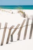 Perdido Key Sand Dune Stock Image