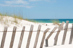 Perdido Key Sand Dune Stock Photo