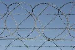 Perdita di libertà Fotografie Stock Libere da Diritti