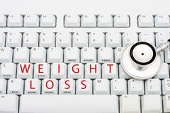 Perdita di peso Immagini Stock Libere da Diritti