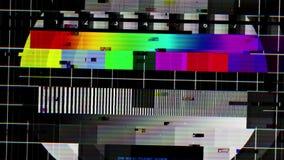 Perdita di segnale all'antenna satellitare della TV royalty illustrazione gratis