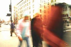 Perdu dans la foule Photos libres de droits