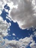 Perdu dans les nuages Image libre de droits