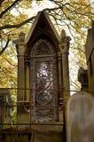 Pere Lachaise陵墓 免版税库存图片
