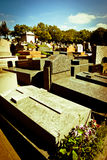 Pere Lachaise Cemetery Stock Images