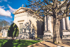 Pere-Lachaise cemetery Royalty Free Stock Images