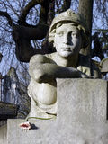 Pere Lachaise Cemetery #7 Royalty Free Stock Images