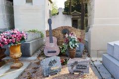 Pere Lachaise cmentarz Zdjęcie Stock