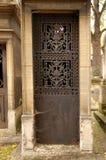 Pere Lachaise-mausoleum Stock Fotografie