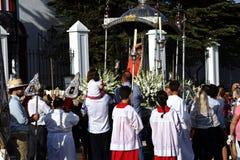 Peregrinação em honra do santo padroeiro 10 Imagens de Stock Royalty Free